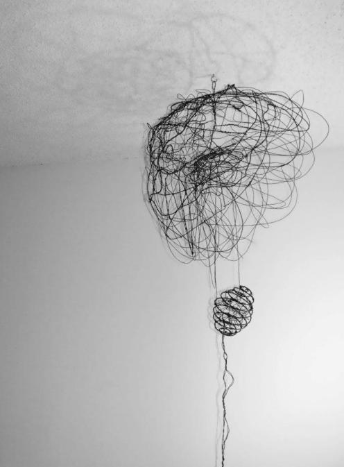 "Wire Art - ""Break"""