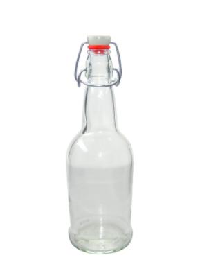Swing Top Glass Bottle